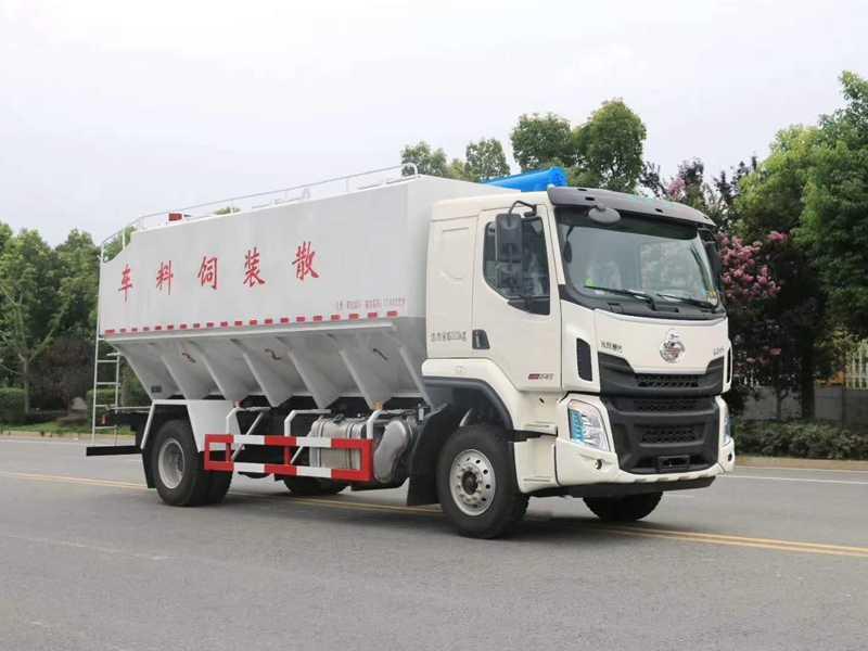 柳汽散装饲料运输车(26方)